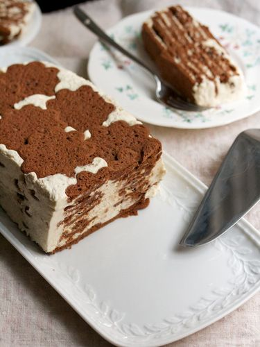 peanut butter icebox cake | Sweets and Treats | Pinterest