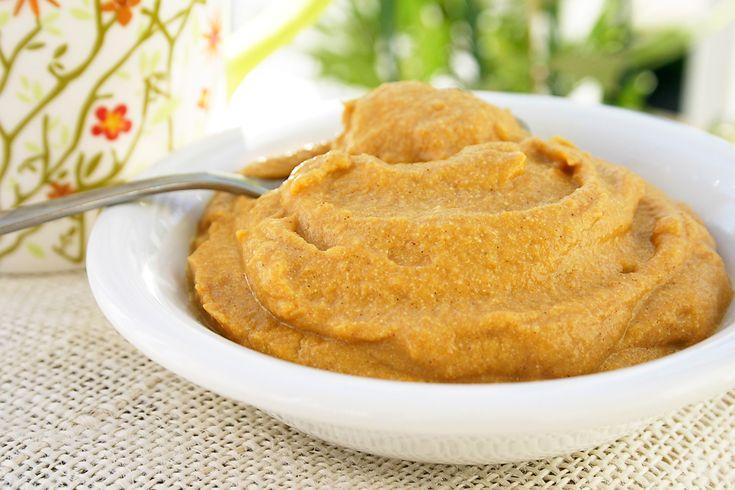 Vegan Pumpkin Mousse or Pie Filling - use Silken tofu for best result ...