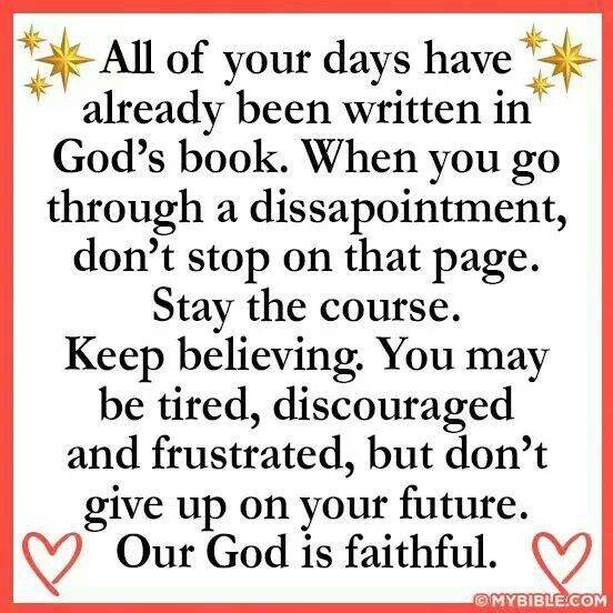 Keep the Faith 2 Tim 4:7