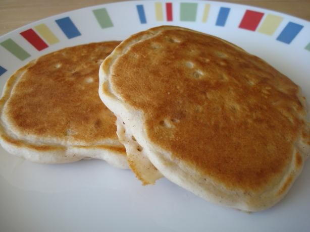 Apple Walnut Pancakes from Food.com I made up a batch of these and it ...