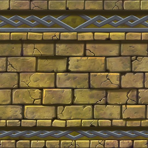 Brick wall hand painted textures pinterest for Hand painted walls