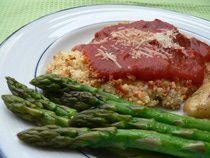 Low Fat Chicken Parmesan | Recipes | Pinterest