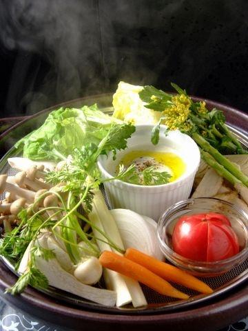 ... kale salad with bagna cauda vinaigrette recipes dishmaps bagna cauda