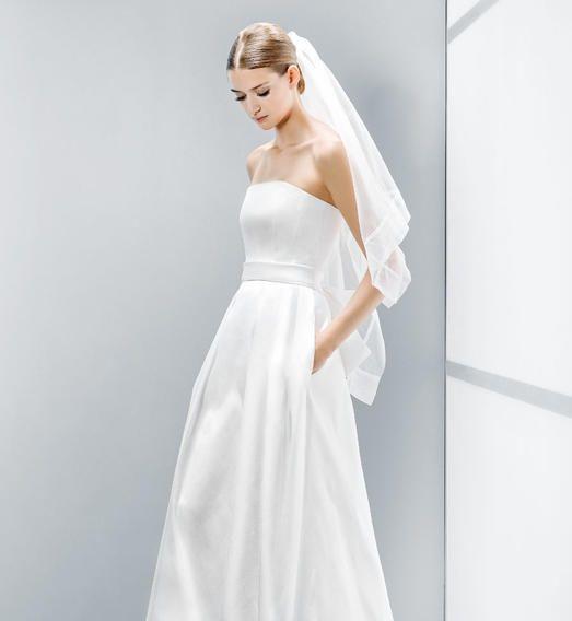 Laura  Nuit Blanche Paris - Robes de mariée sur mesure