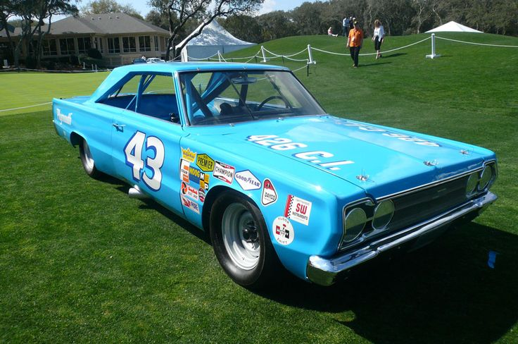 Richard Petty Belvedere | Racing pics | Pinterest
