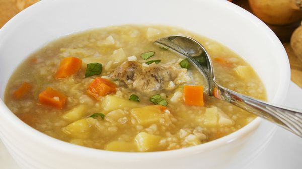 Humble and Hearty Vegetable Soup | Vegan Recipes and Tips | Pinterest