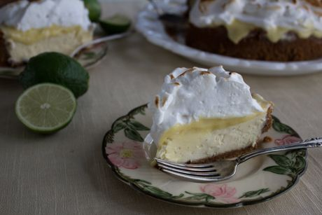 Key Lime Cheesecake Pie | I love to bake!! | Pinterest