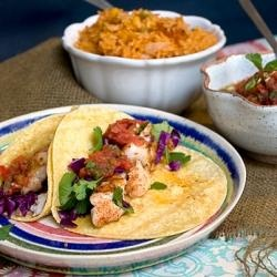 Grilled Red Snapper Tacos | Yummy In My Tummy! | Pinterest