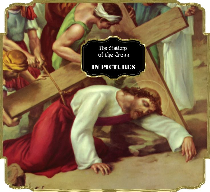 It is an image of Dashing Printable Stations of the Cross Catholic
