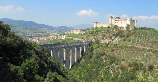 Spoleto Italy  city photos : Spoleto, Umbria | Italy Italia | Pinterest