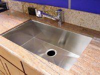Overmount and Undermount Sinks Available Sink Options Pinterest