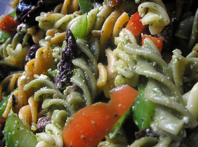 Greek Pasta Salad recipe | Recipe Ideas | Pinterest
