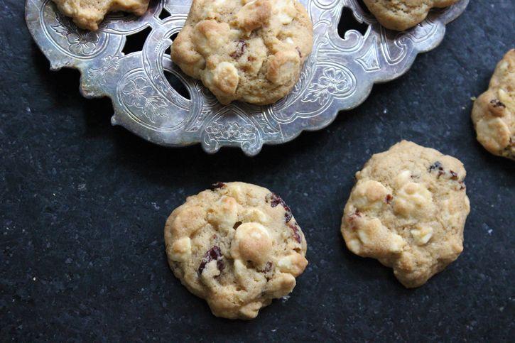 White Chocolate Cherry Cookies   Cookies, Cookie Bars, & Brownies   P ...