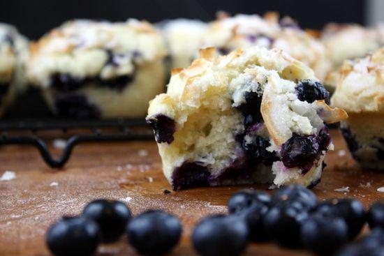 Coconut Blueberry Muffins | Bake Break! | Food, wonderful food | Pint ...