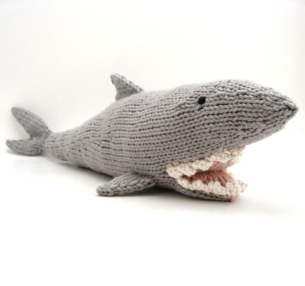 Hammerhead Shark Amigurumi : Shark! - Knitting Pattern, USD2.99 Amigurumi and Dolls ...