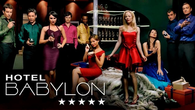 Them as employees of hotel babylon in four seasons of this slick bbc