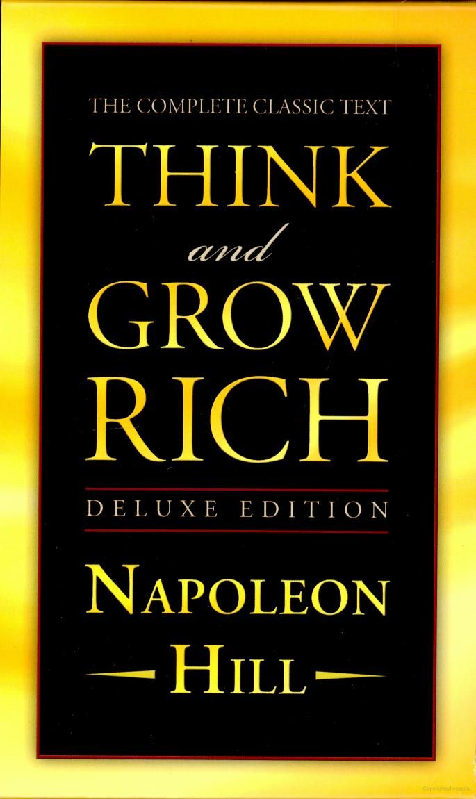 think and grow rich by napoleon hill pdf in english