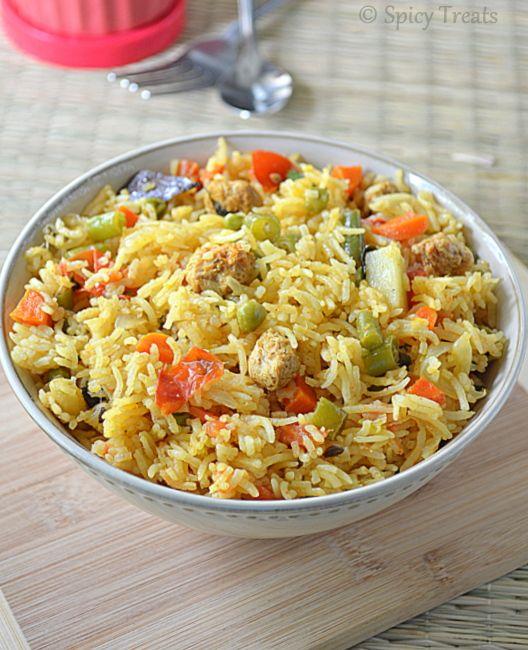 vegetable biryani | Indian.Tastiness. | Pinterest