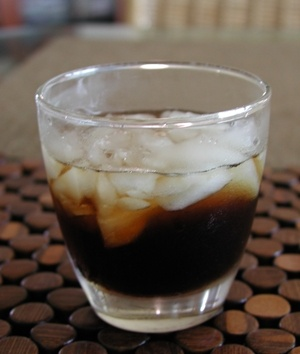 Brave bull - Summertime tequila and coffee cocktail recipe