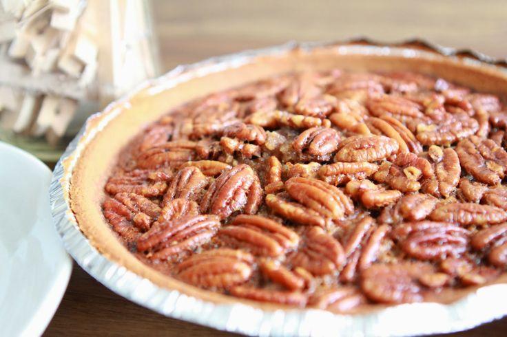 Best+Pecan+Pie+Recipe Rustic Peach: The Best Pecan Pie Recipe   Food ...
