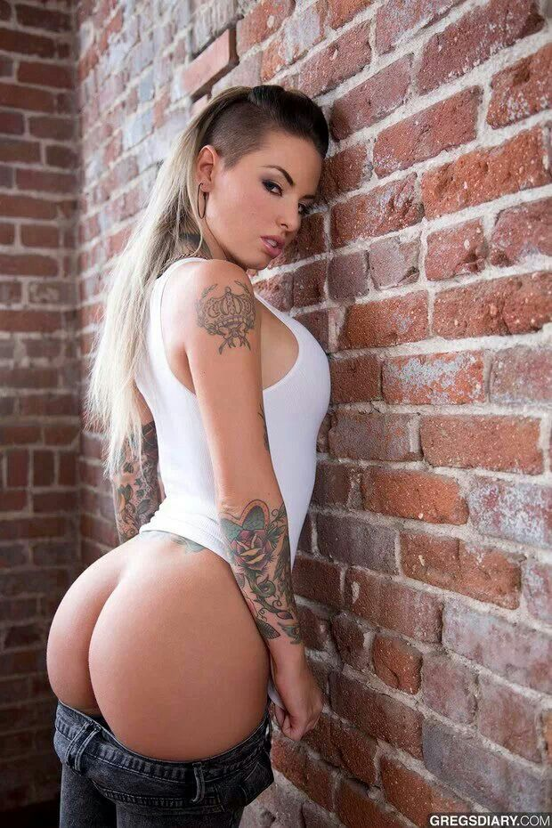 mack ass Christy beautiful