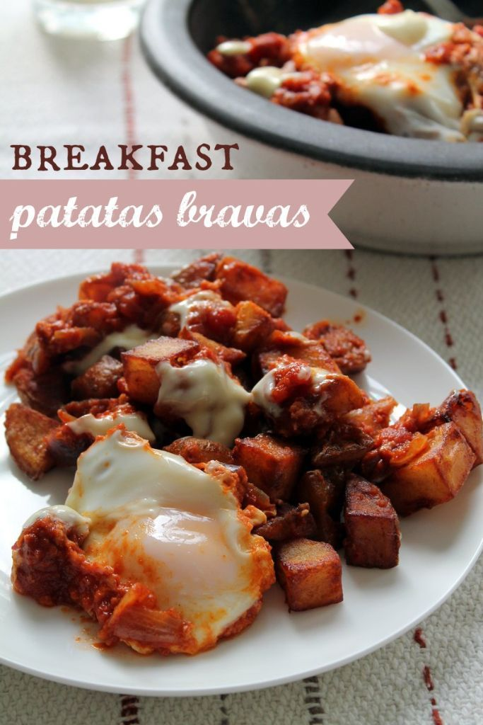 ... dishmaps patatas bravas or angry potatoes is a spanish potatoes
