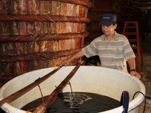 Nước mắm Phú Quốc còn được xuất khẩu đến Châu Âu