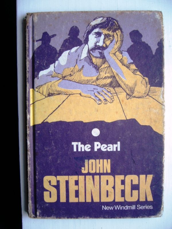 an analysis of evil in the pearl by john steinbeck John steinbeck born on february 27, 1902  the pearl plot: by casey carl john steinbeck : good vs evil symbolism- the pearl juana snake/sheep.