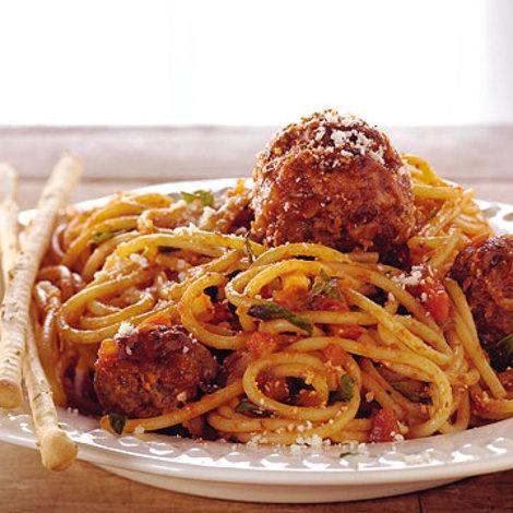 Handmade Italian Meatballs Recipe | Food Recipes - Yahoo! Shine