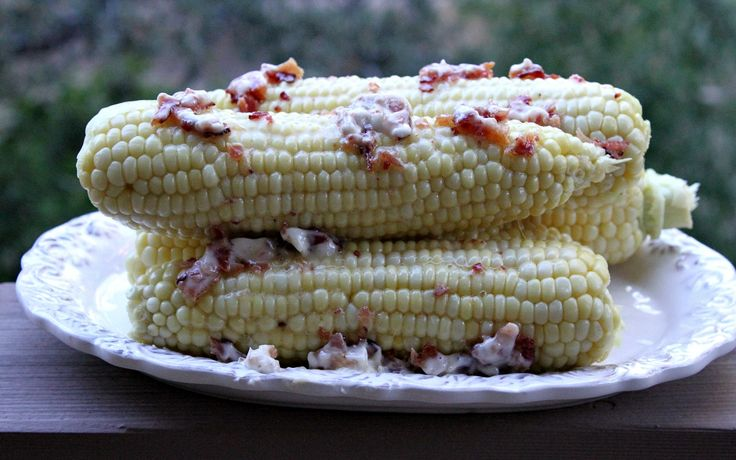 ... Garlic Grilled Corn, Thai-Style Grilled Corn with Roast… | Pinterest