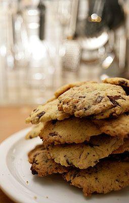 chocolate chip cookies | Yum! :) | Pinterest