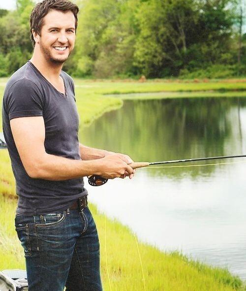 Luke bryan take me fishing for Take me fishing