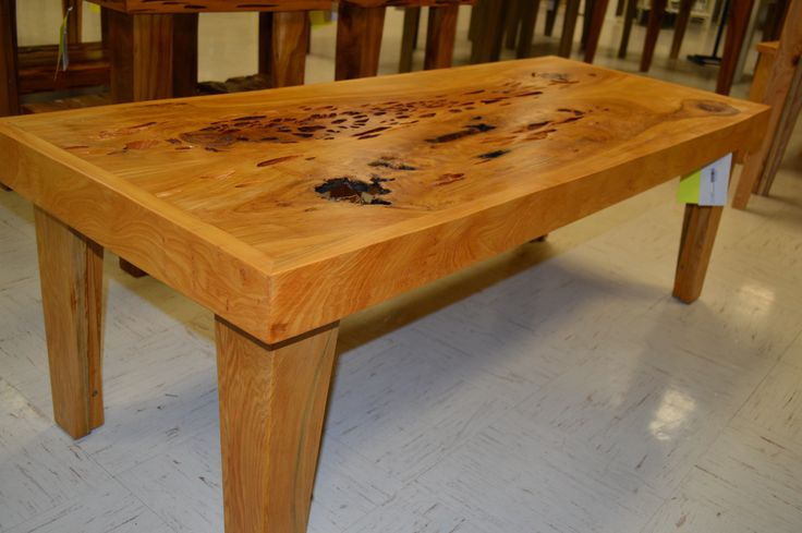 Pecky Cypress Coffee Table Finished With 7 Coats Of Epifanes Mari