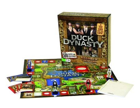 Duck dynasty board game official license duck dynasty board game