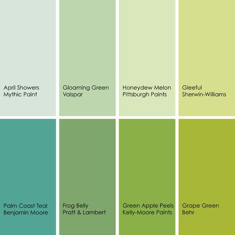Shades Of Green Paint Impressive Of Valspar Pale Green Paint Colors Images