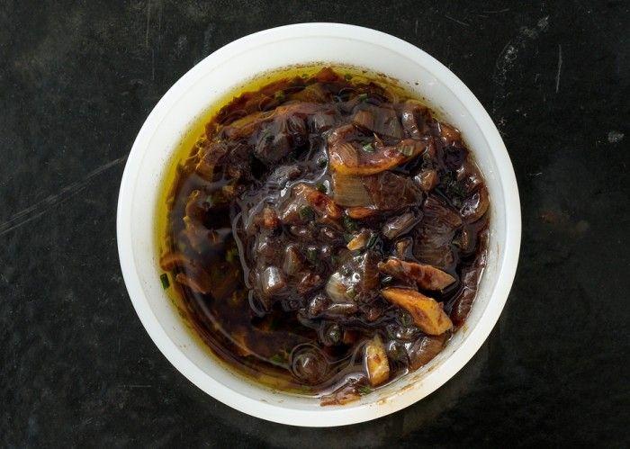 Lemon-Shallot Chutney - Bon Appétit This is best on pan roasted ...