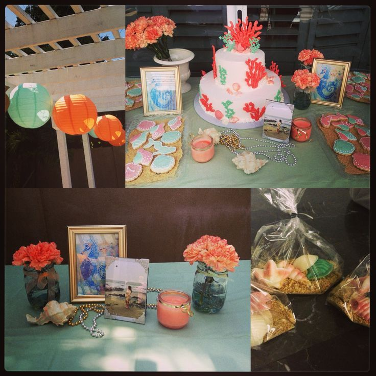 themed baby nursery the outcome of the mermaid theme baby shower