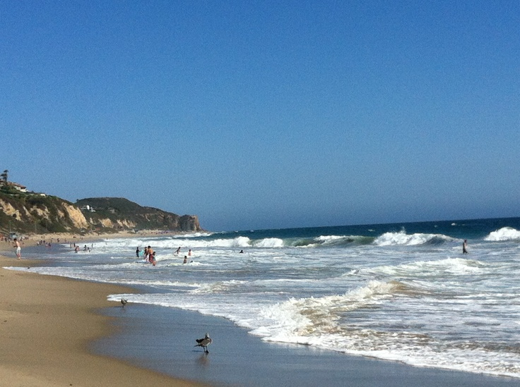 Zuma beach in california beautiful beaches pinterest for Pretty beaches in california