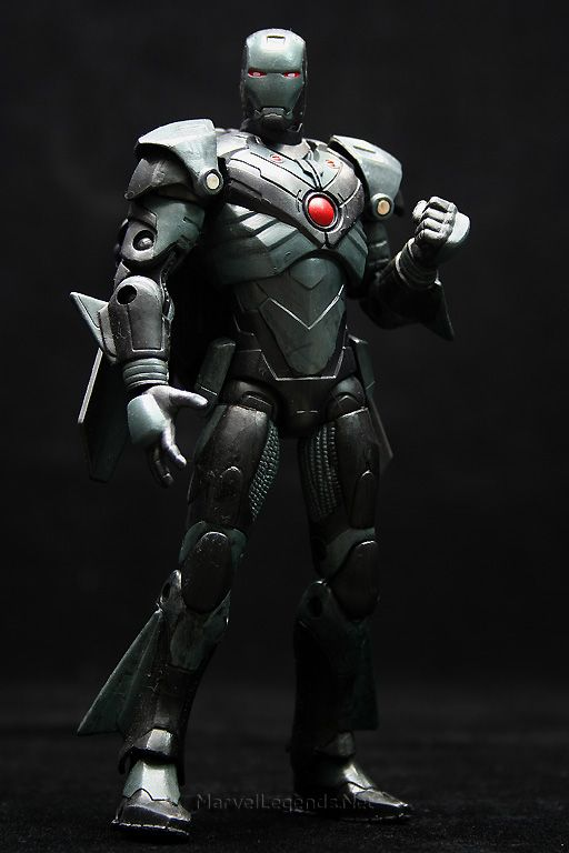 is the Hasbro Iron Man movie concept Series 3 Stealth Striker ArmorIron Man Stealth Armor Concept Art