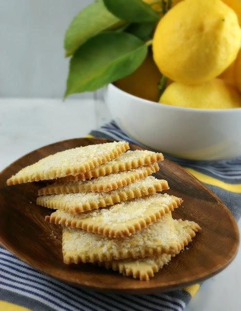 Lemon Olive Oil Cookies | Lemon | Pinterest