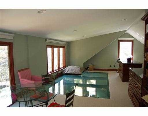 A pool... IN the house?!