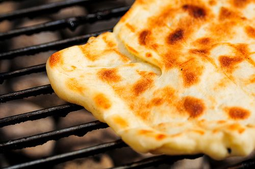 Grilling: Naan | Recipe