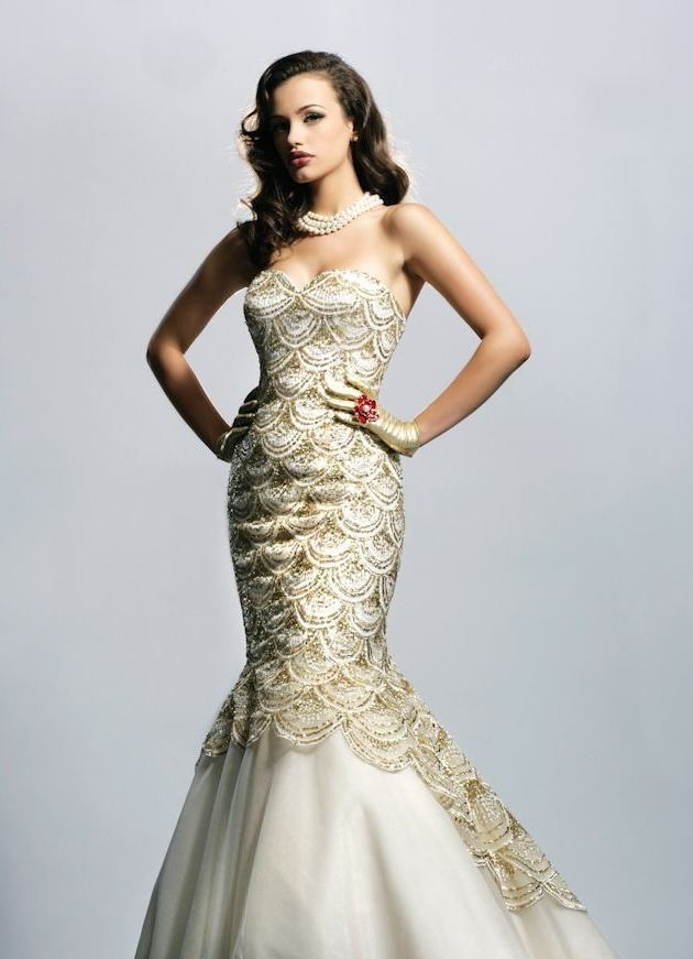 Possible vow renewal dress wedding gowns pinterest for Dresses to renew wedding vows