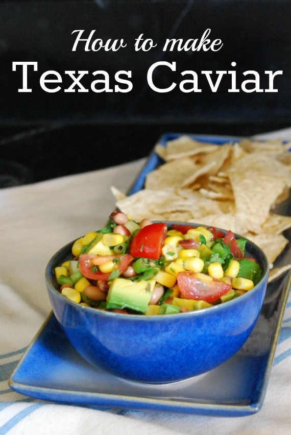 Texas Caviar... replace the BEPs with Black Beans. This has a dressing ...