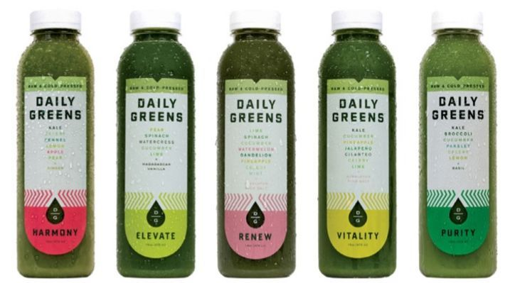 Daily Greens founder Shauna Martin's detox green juice recipe