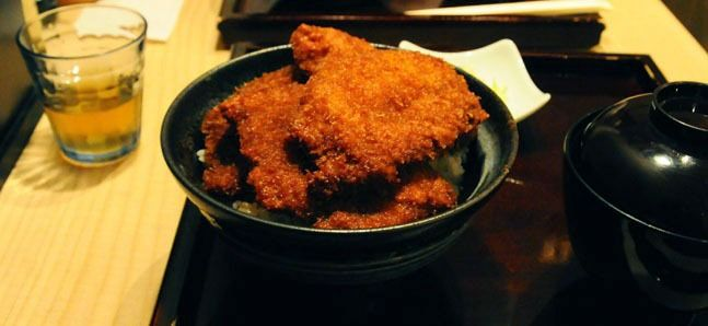 Katsudon (pork Cutlet Rice Bowl) Recipe — Dishmaps