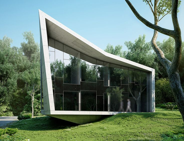 Edge House, Varna, Bulgaria by STARH Architects.