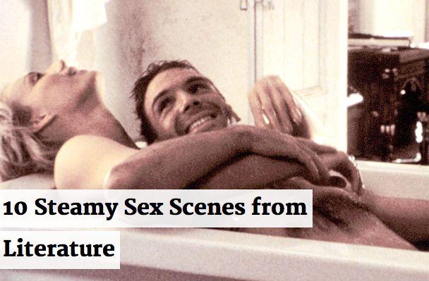 love advice steamy scenes from literature