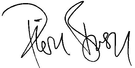 Pierce Brosnan   Autog...