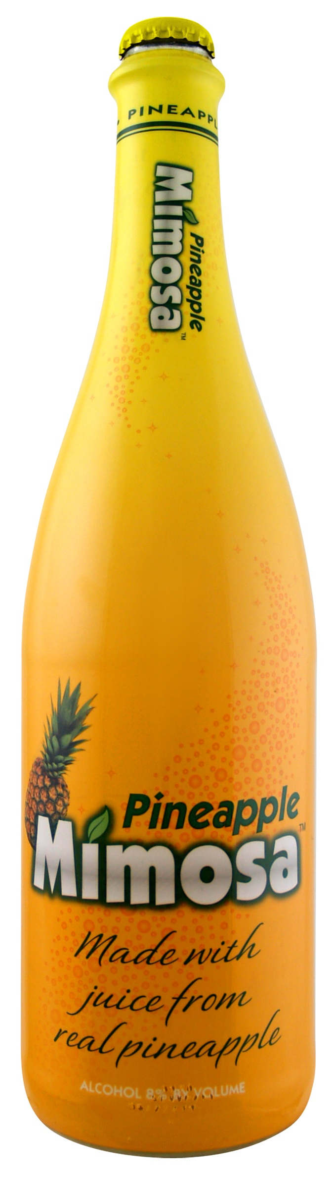 Pineapple Mimosa! This is so great for a bridal shower and it goes ...